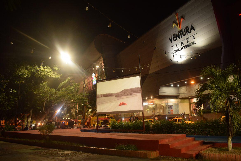 Videoarte en las calles de Cúcuta